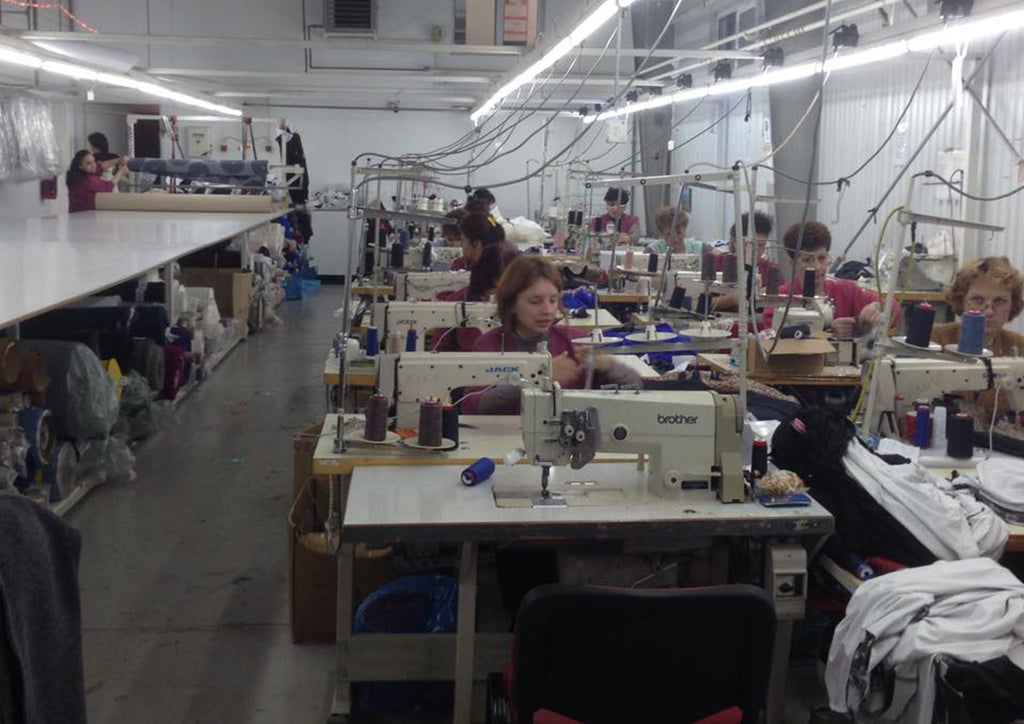 factory, manufacturing, Katty Fashion, fashion, who made my clothes