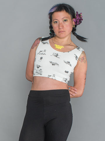 SHERENE CROP TOP