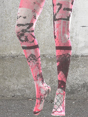 HACKNEY PRINT TIGHTS