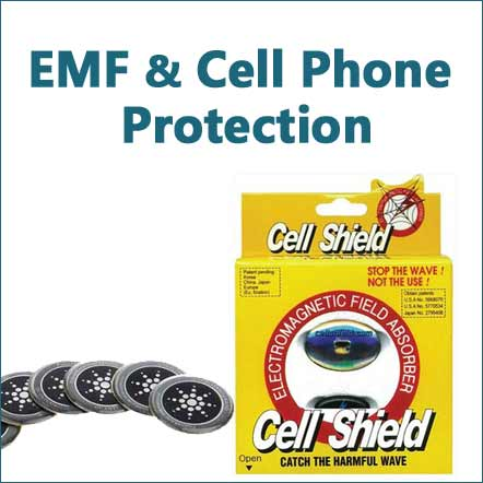 EMF and cellphone raditation sheild