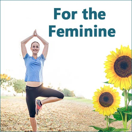 women's herbs and health rememdies image