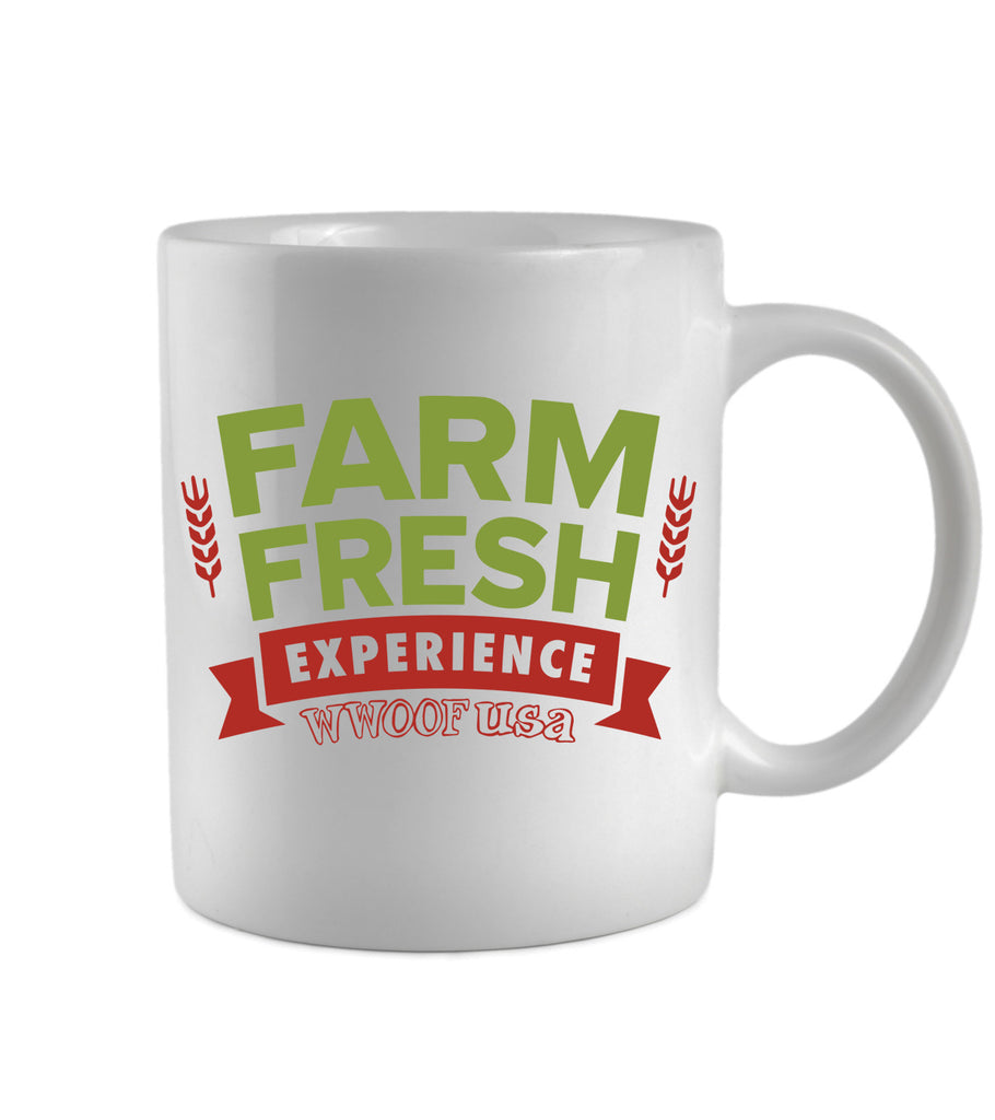 Farm Fresh Mug – WWOOF