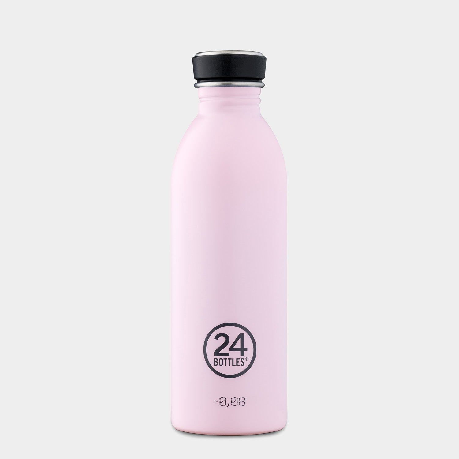 24Bottles Candy Pink Urban Bottle - 500ml