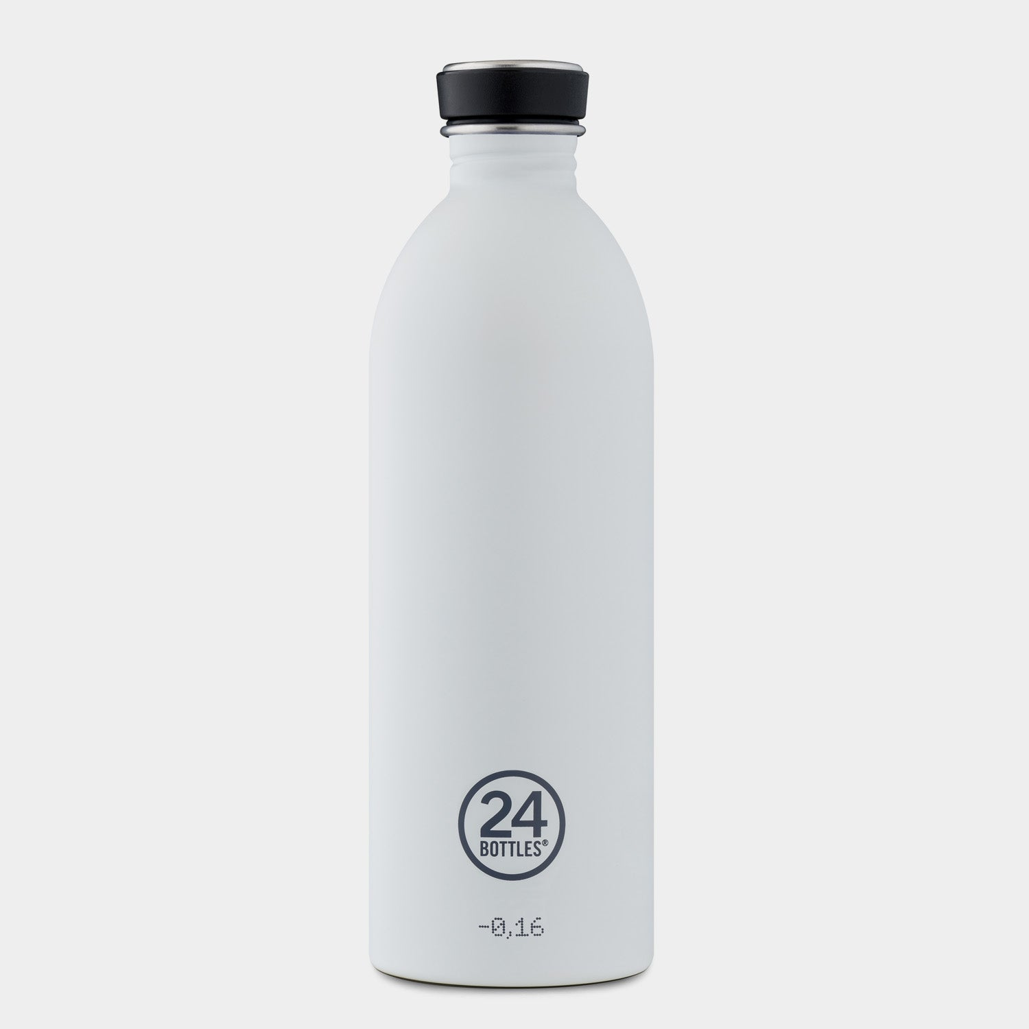 24Bottles Ice White Urban Bottle - 1L