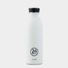 24Bottles Ice White Urban Bottle - 500ml