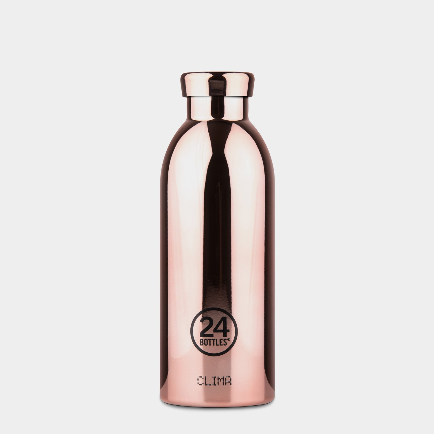 24Bottles Rose Gold Clima Bottle - 500ml