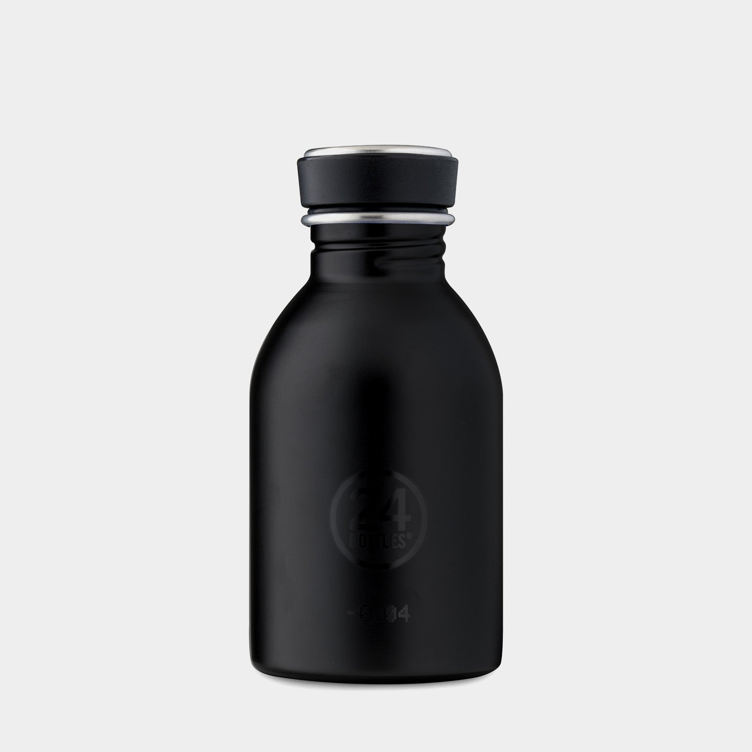 24Bottles Tuxedo Black Urban Bottle - 250ml