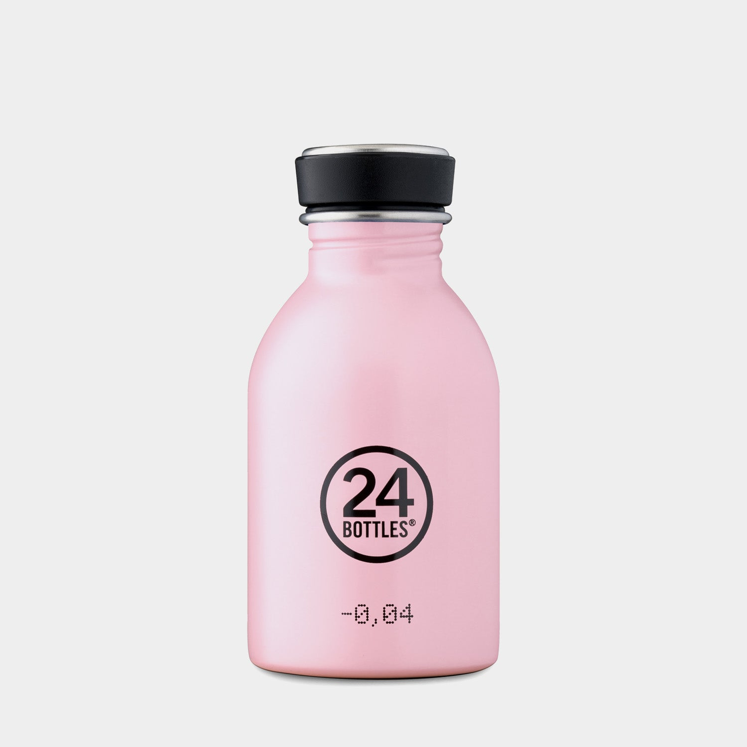24Bottles Candy Pink Urban Bottle - 250ml