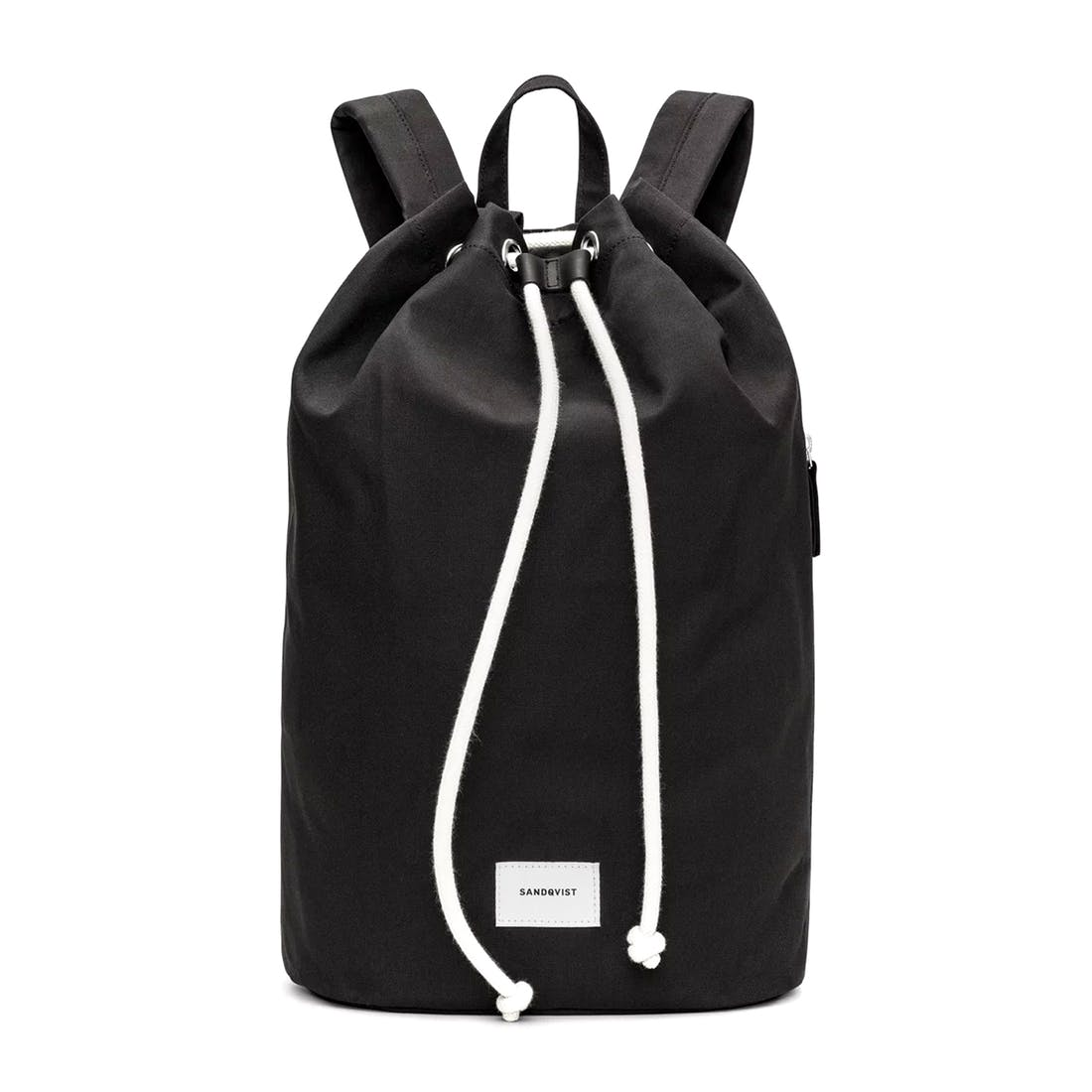 Sandqvist Evert Bucket Backpack - Black