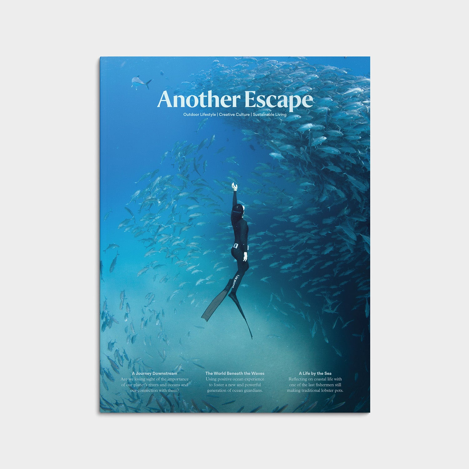 Another Escape Magazine Volume 12 - The Water Volume