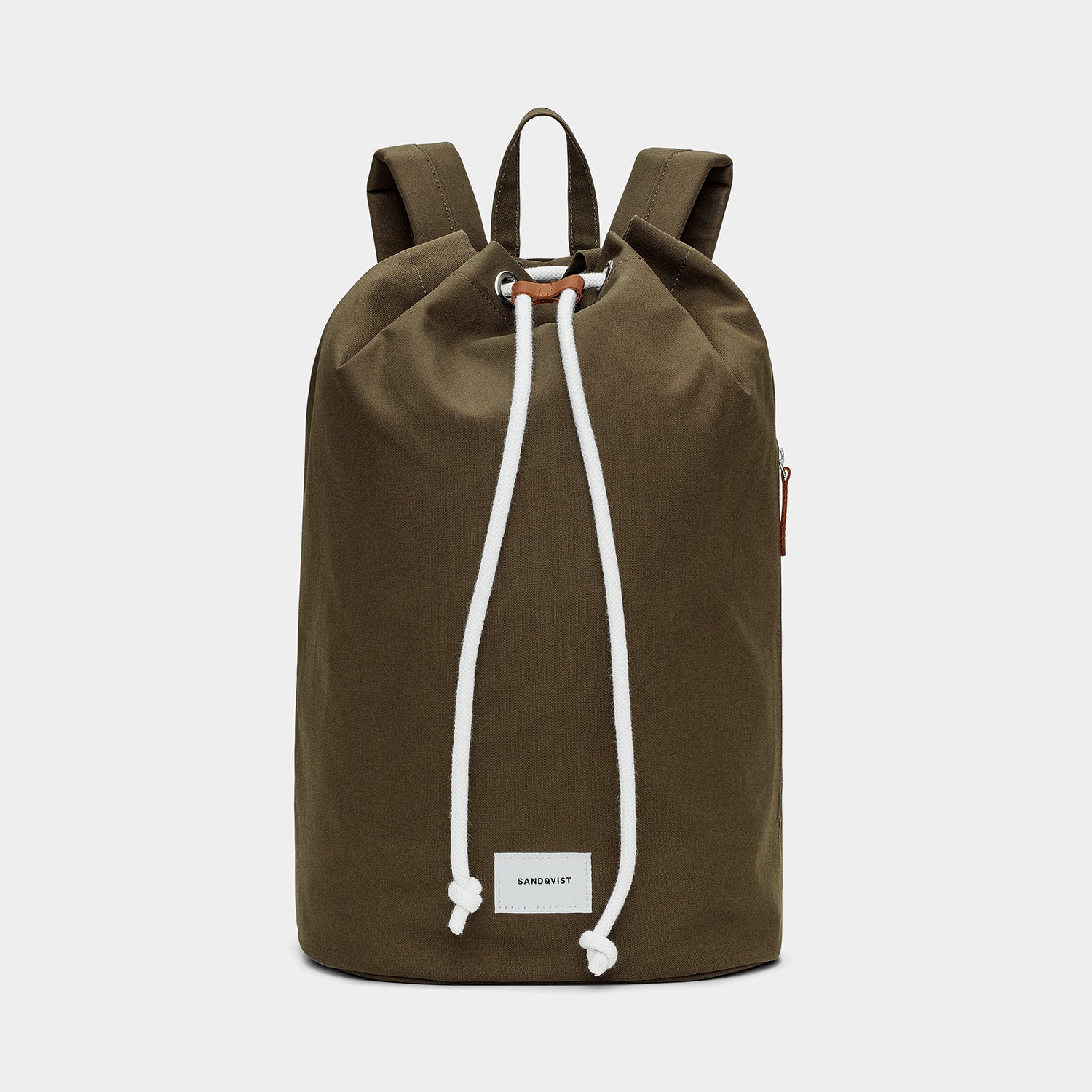 Sandqvist Evert Bucket Backpack - Olive