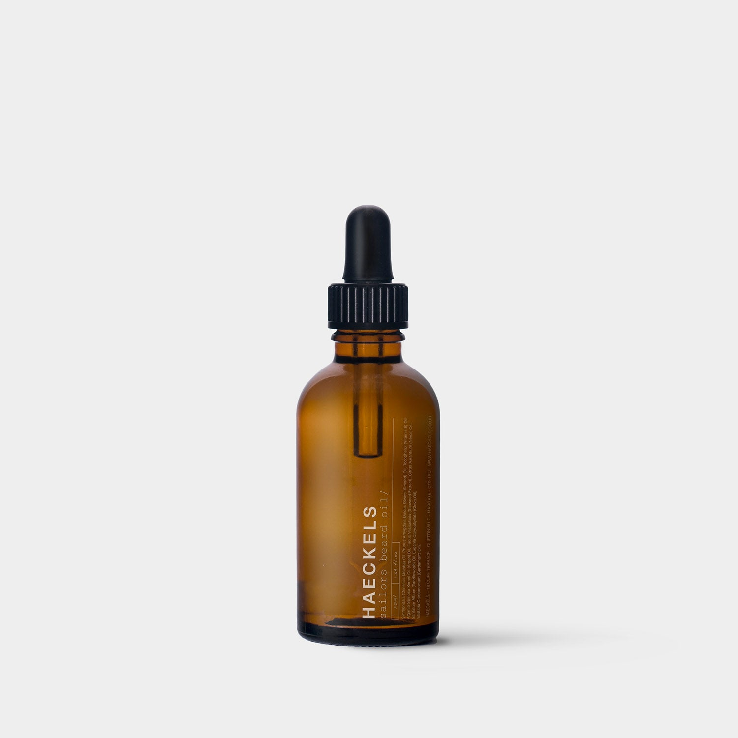 Haeckels Hydrating Beard Oil