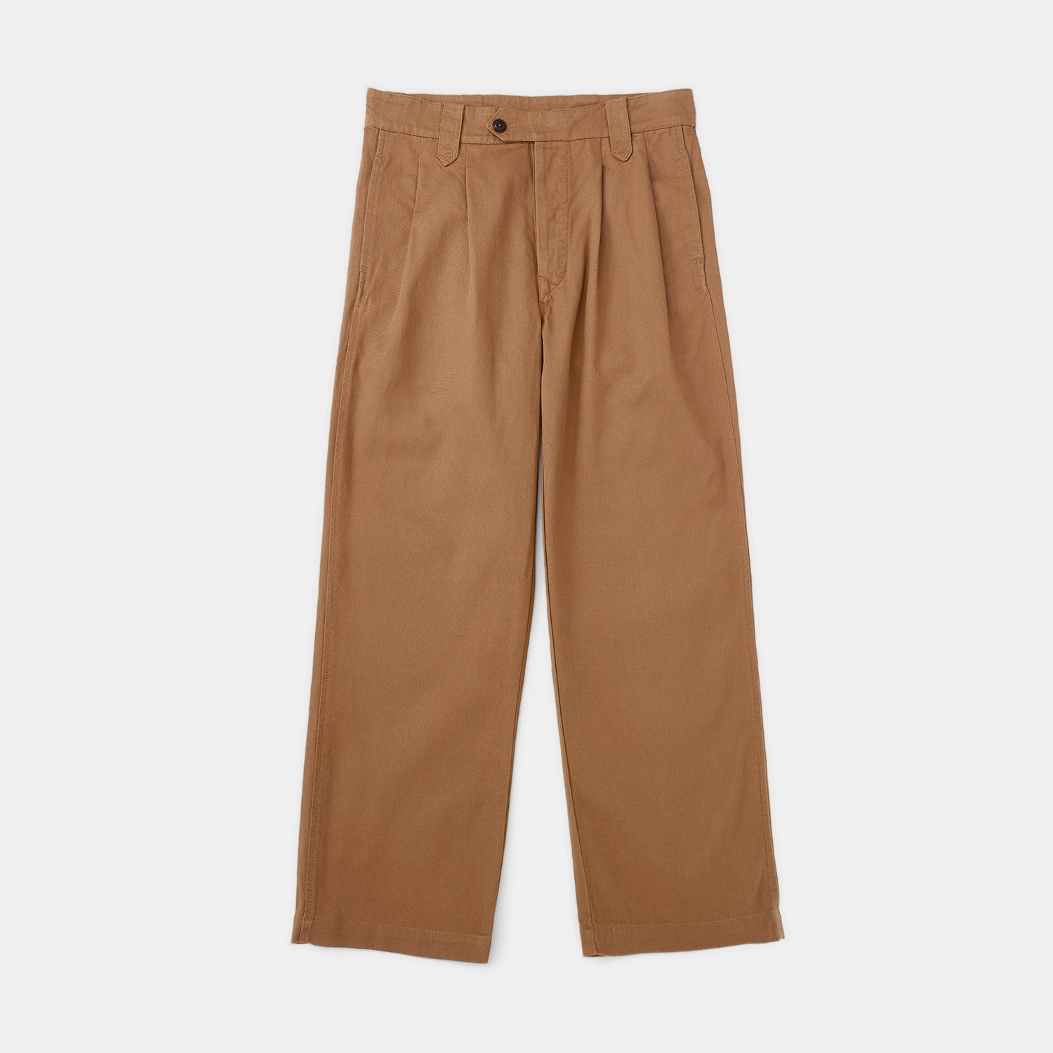 Yarmouth Oilskins Khaki Work Trousers