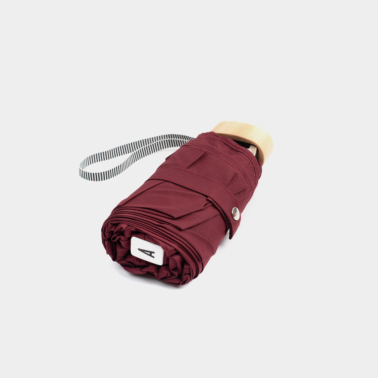 Anatole Micro Umbrella - Burgundy