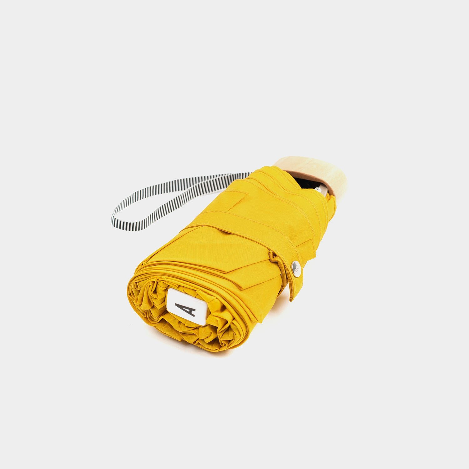 Anatole Micro Umbrella - Mustard Yellow