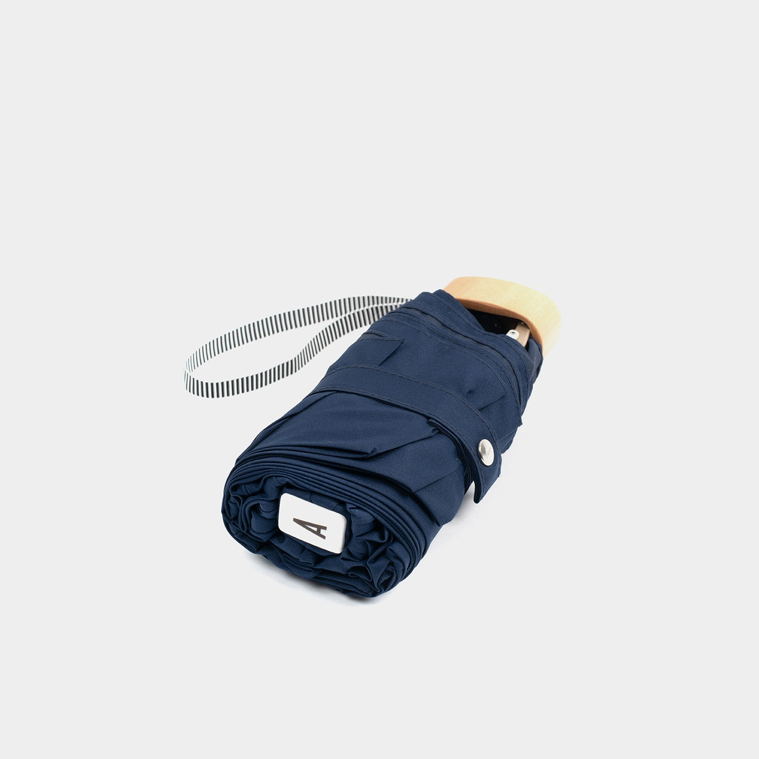 Anatole Micro Umbrella - Navy Blue