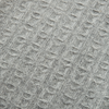 Klippan Twist Eco Wool Throw - Light Grey