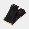 Leather Gauntlet Garden Gloves