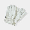 Lined Hide Leather Garden Gloves