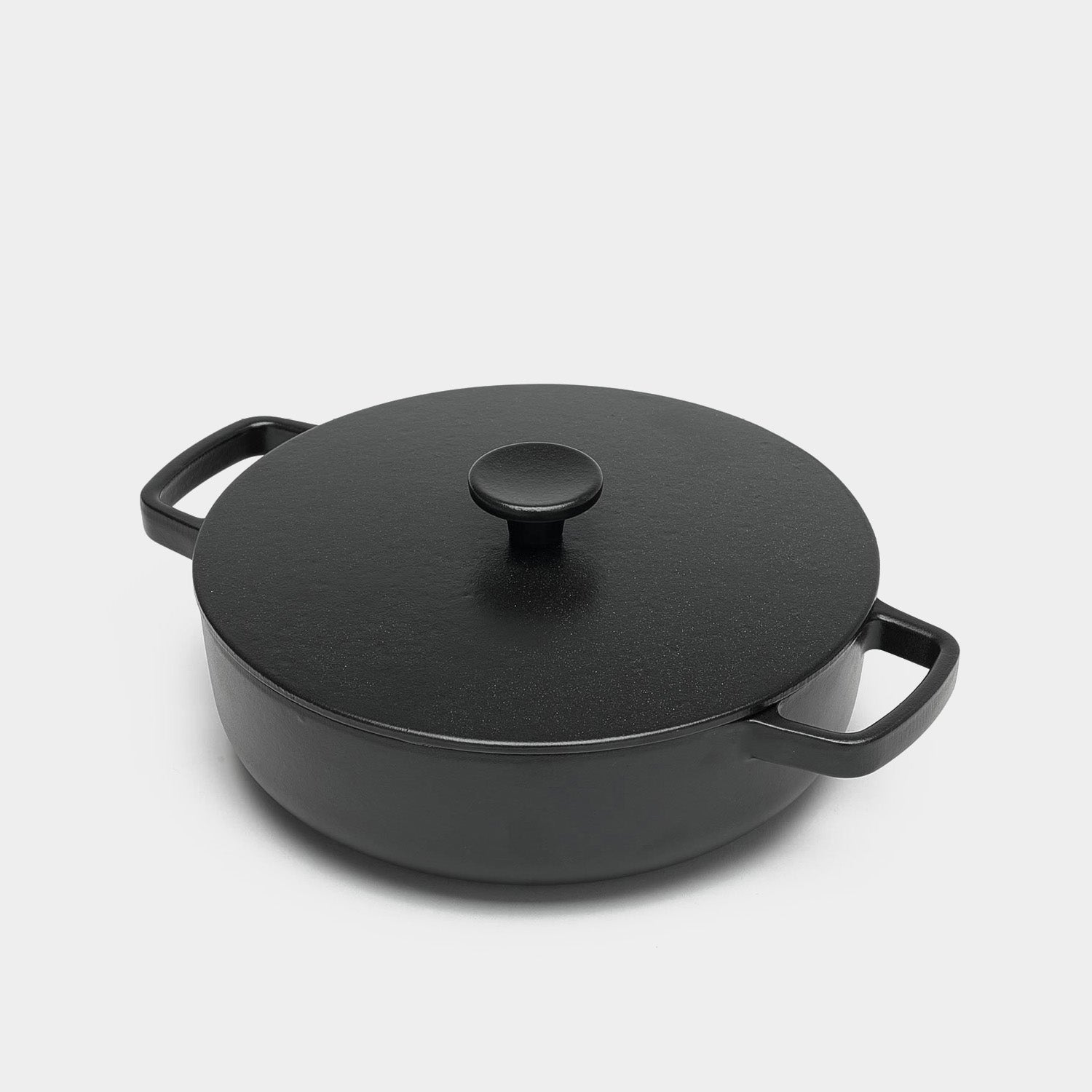 Cast Iron C2 Saute Pan
