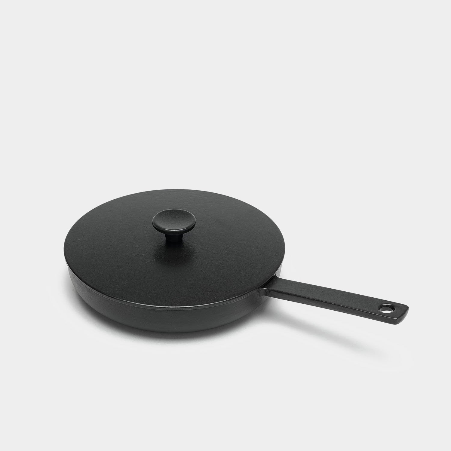 Cast Iron C3 Frying Pan