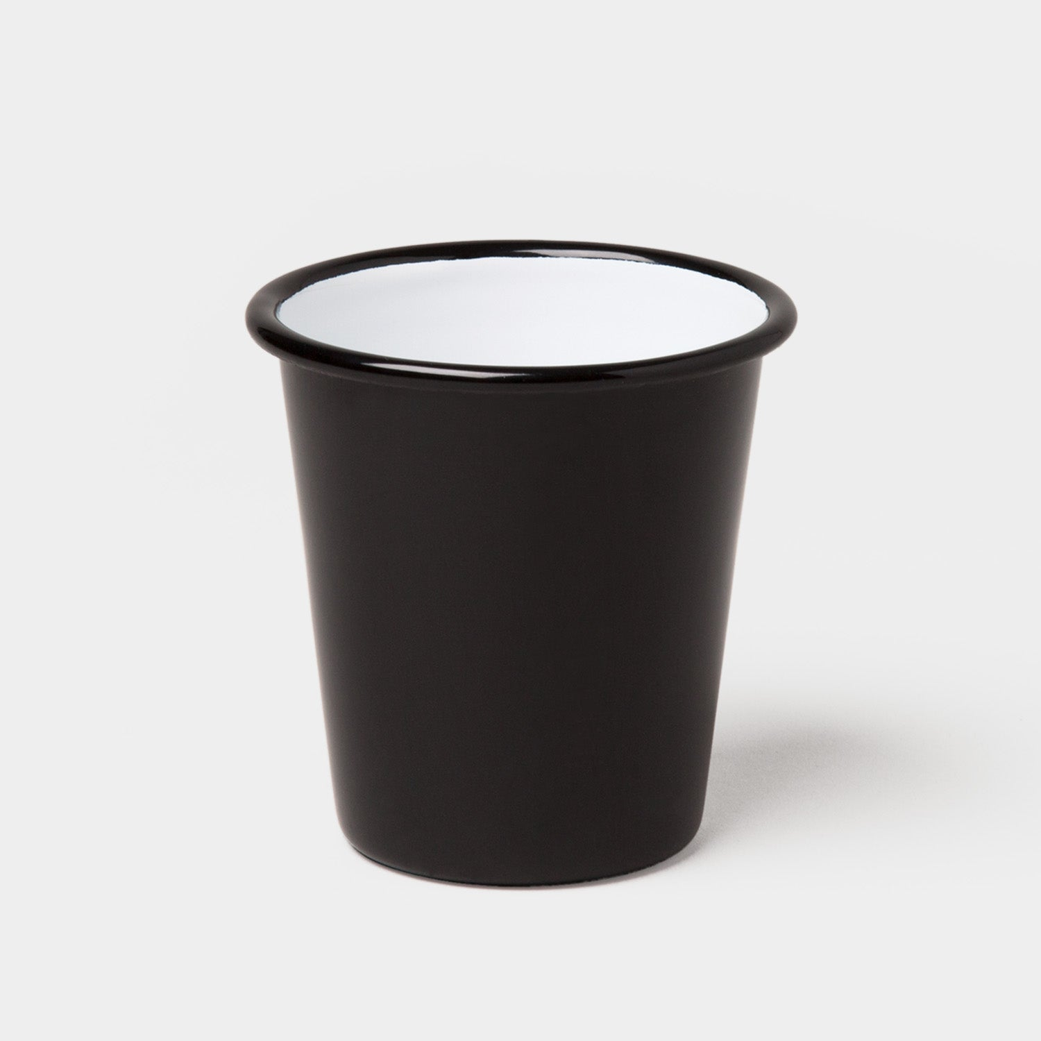 Falcon Original Enamel Tumbler - Coal Black