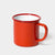 Falcon Original Enamel Mug - Pillarbox Red