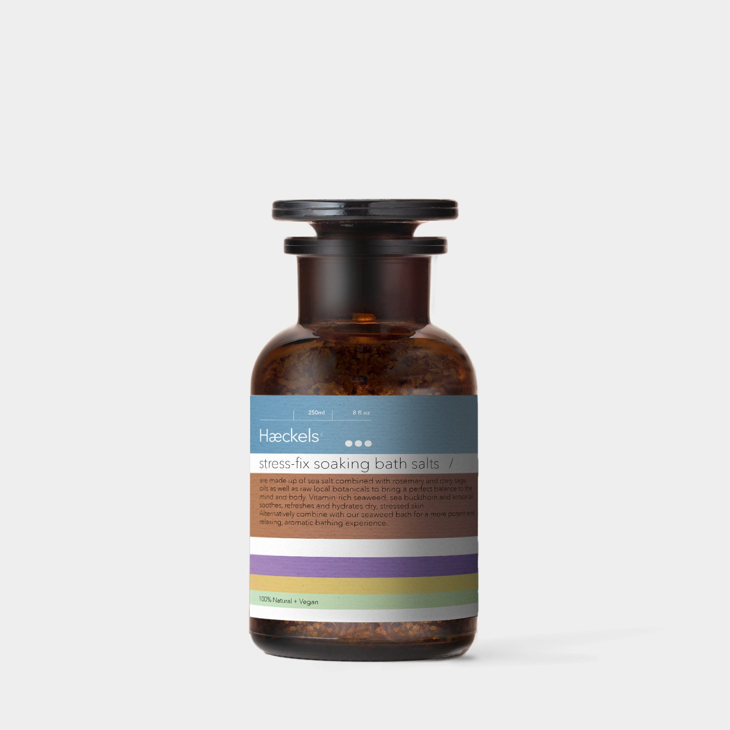Haeckels Stress-Fix Soaking Bath Salts