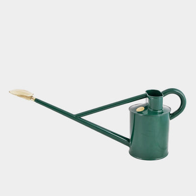 Haws Original Metal Watering Can 5 litre | Green
