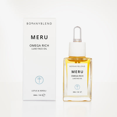 MERU Omega Rich Facial Oil