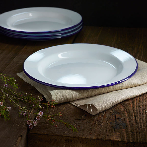 Wood & Meadow - Enamel Plates