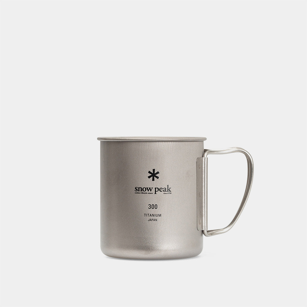 Snow Peak Titanium Single Wall Mug