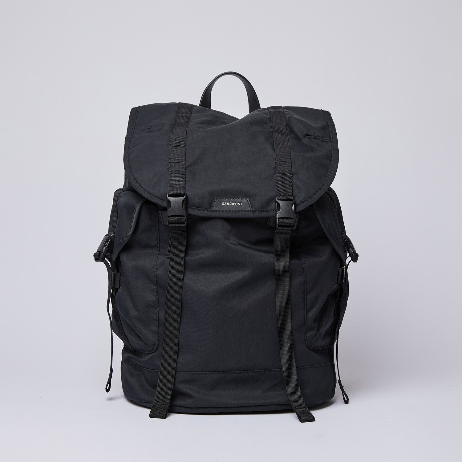 Sandqvist Charlie Backpack - Black