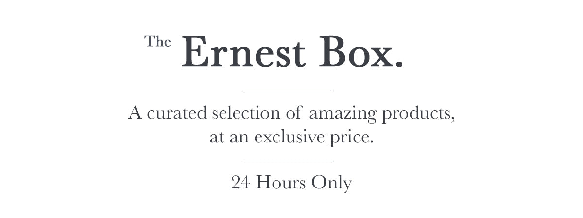 The Ernest Box
