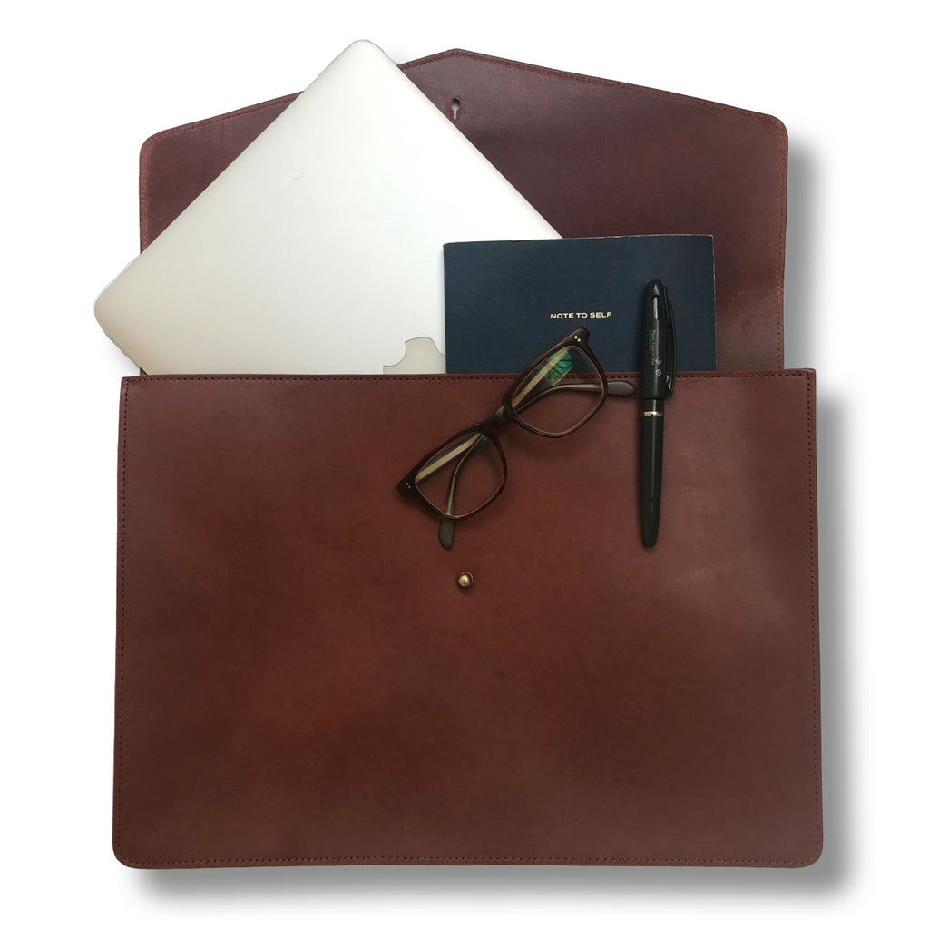 Avery Leather Document Case - Ernest Alexander