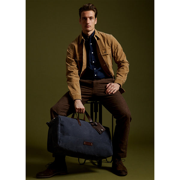 The Clark Wax Weekend Duffle