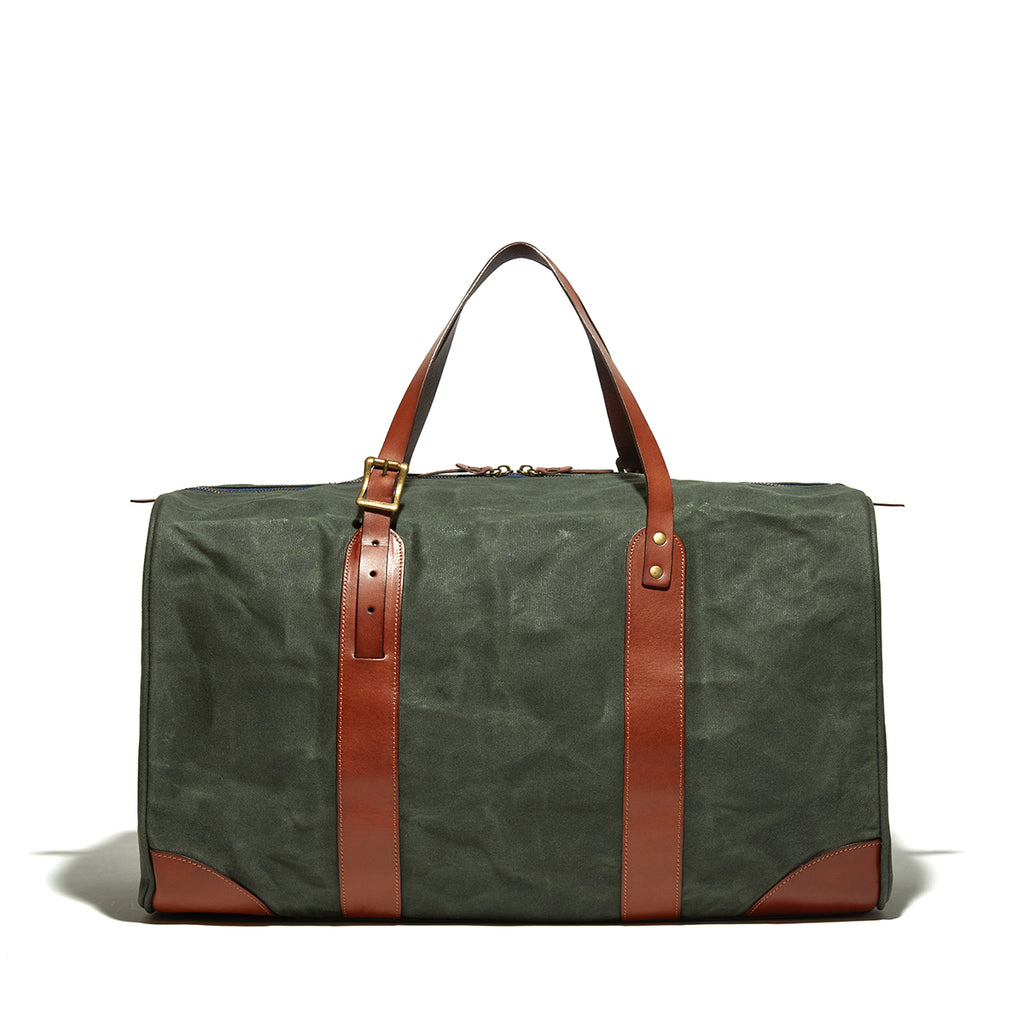 Montana Weekend Duffle - Military Olive - Ernest Alexander