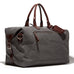 Ernest Box: Charcoal Duffle Bag Set - Ernest Alexander