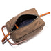 The Parker Wax Twill Dopp Kit - Ernest Alexander