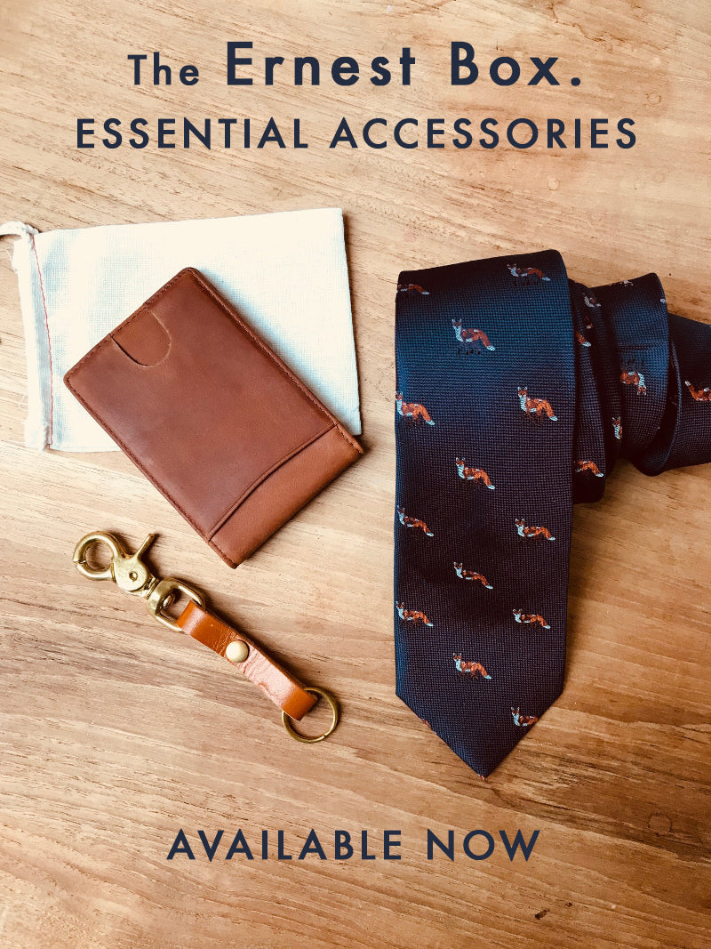 Ernest Box: Essential Accessories