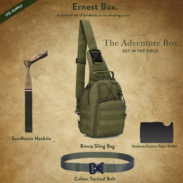 Ernest Box: The Adventure Set - Ernest Alexander