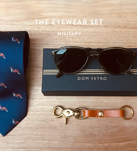 Ernest Box | The Sunglass Box (Military)