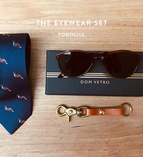 Ernest Box | The Sunglass Box (Tortoise)