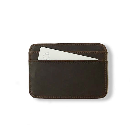 Hunter Leather Card Wallet - Ernest Alexander