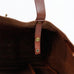 Porter Wax Tote - British Brown - Ernest Alexander