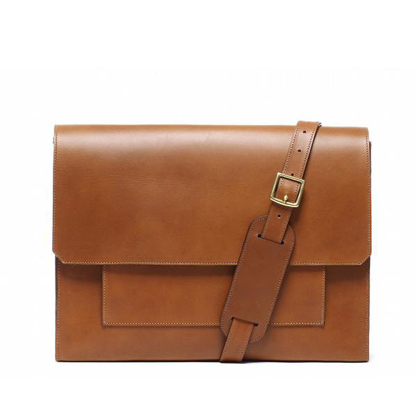 Sandro Leather Messenger