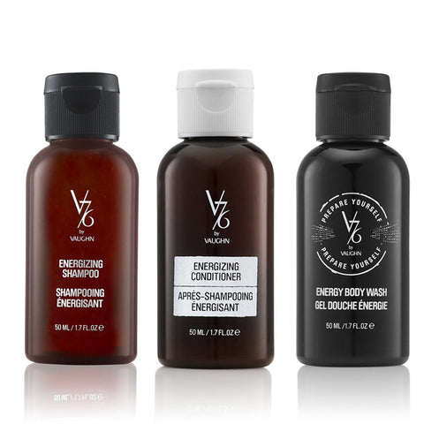 V76 Energy Travel Essentials