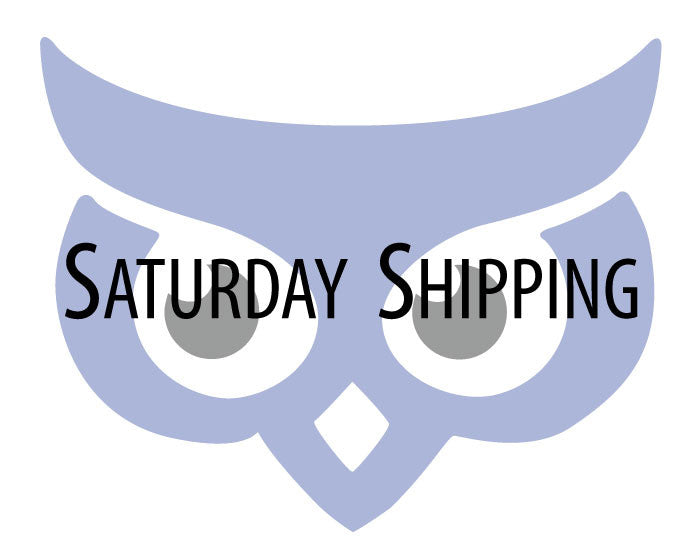 SATURDAY SHIPPING