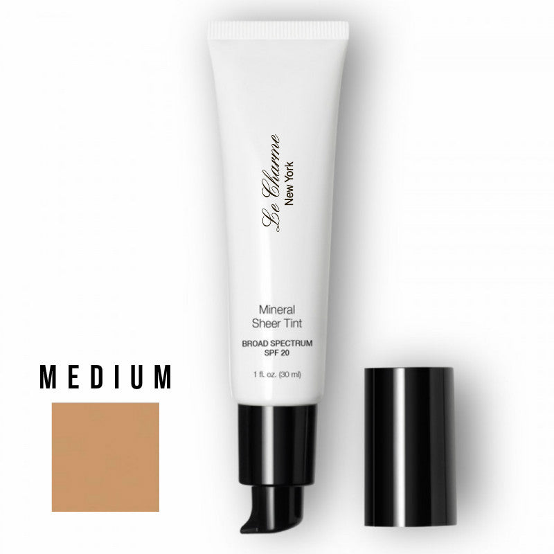 Mineral Tinted Cream