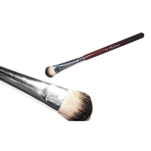 LeCharme Badger Easy Crease Eyeshadow Brush